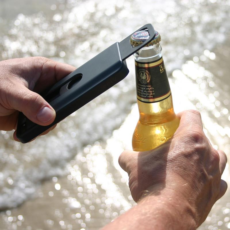 beer bottle opener case for iphone 4 4s 5 case papa. Black Bedroom Furniture Sets. Home Design Ideas